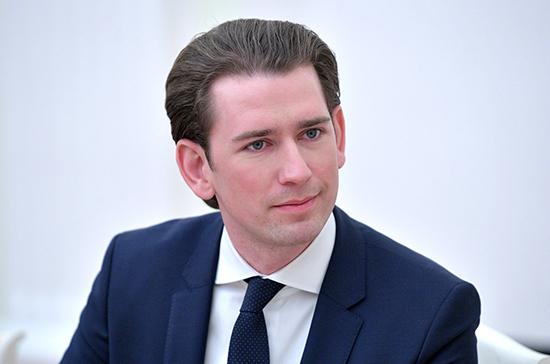 Курц в разговоре с Путиным предложил Вену как место для встречи с Байденом