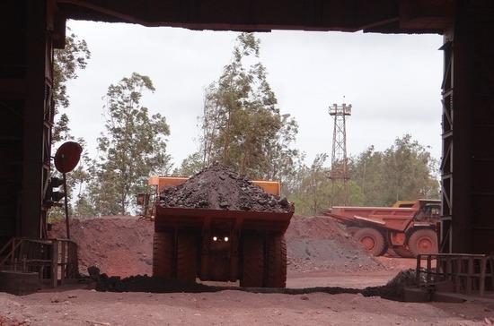 Экспорт железной руды и стального проката предложили ограничить