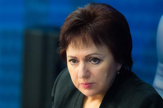 Бибикова рассказала о пенсионных преференциях для многодетных мам
