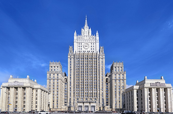 В МИД России осудили гонения на журналистов на Украине и в странах Балтии