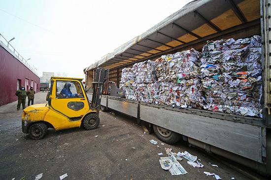 Госдуме предложили упростить потерю статуса «мусорного» регоператора