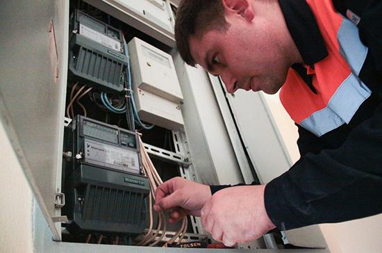 В программах энергосбережения регионов пропишут обязательную установку счётчиков