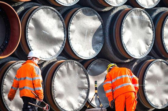 СМИ: Германия может приостановить строительство «Северного потока — 2» до конца мая
