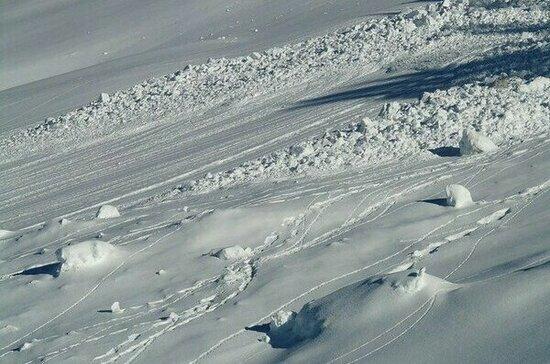 СМИ: трое туристов погибли под лавиной в Бурятии