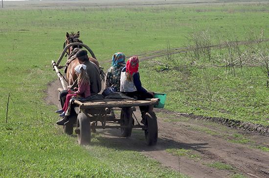 Отдых на селе предложили закрепить законодательно