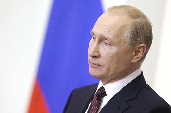 Путин наградил сотрудников московского Роспотребнадзора за борьбу с коронавирусом