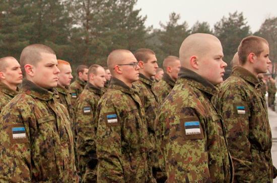В Эстонии начинаются крупнейшие за 25 лет учения США в Европе