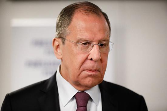 Россия не оставит без ответа односторонние санкции Евросоюза, заявил Лавров