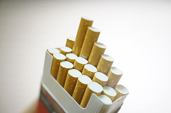 В России хотят изменить требования к упаковке сигарет