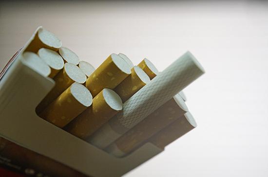 Правительство рассмотрит вопрос о запрете ароматизаторов в табачной продукции