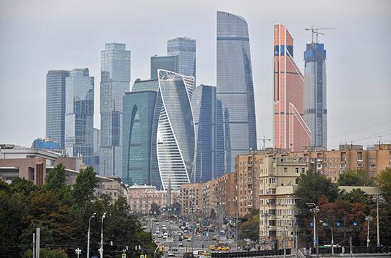 Московские службы работают в усиленном режиме из-за ураганного ветра