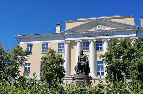 Сколько первоначально было факультетов в МГУ