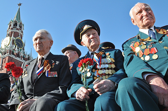 Ежегодную выплату ко Дню Победы получили более 32 тысяч ветеранов