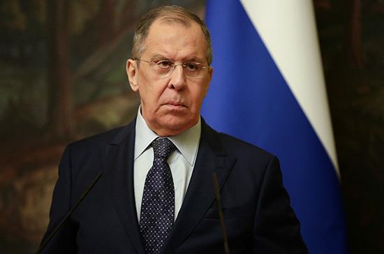 Лавров: Россия призывает страны отказаться от силового разрешения споров
