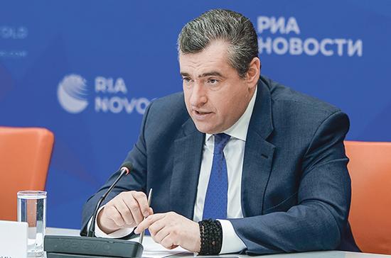 Слуцкий: Чехия провоцирует ЕС на дипломатический кризис в отношениях с Россией