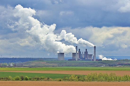 Выбросы парниковых газов в России намерены ограничить