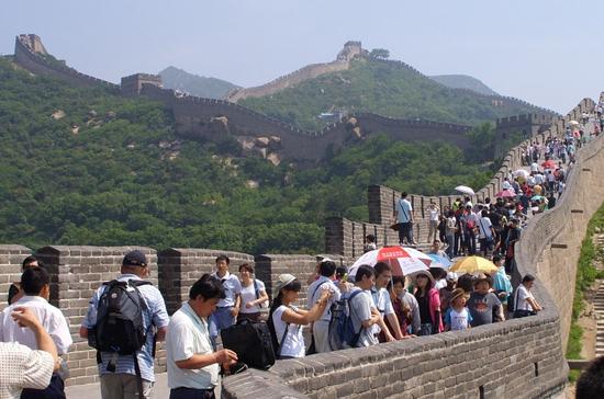 За 10 лет население Китая выросло на 0,5 процента