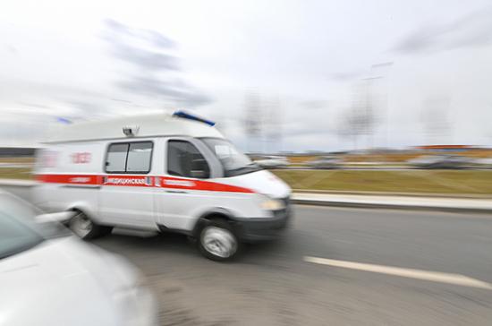 На школу в Казани произошло вооруженное нападение