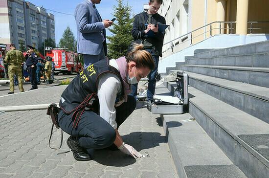 Власти Татарстана уточнили данные о числе погибших при стрельбе в казанской школе