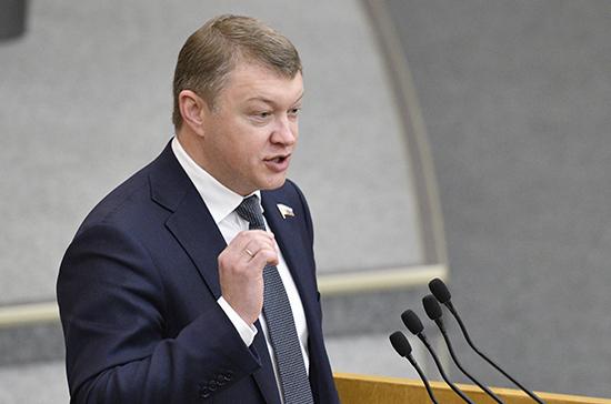 Евгения Маркова избрали первым зампредом Комитета Госдумы по природным ресурсам