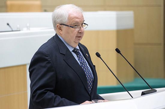 Кисляк рассказал, как должны регулироваться вопросы иностранного финансирования избирательных кампаний