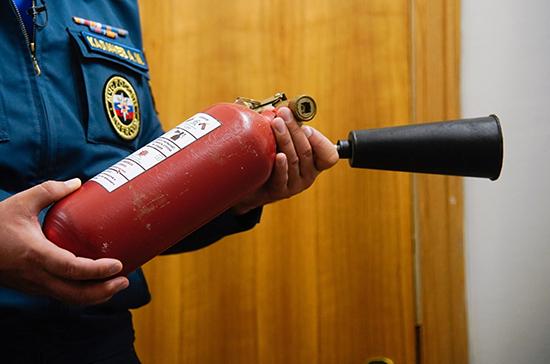 Производителей противопожарных систем предлагают переаттестовывать каждые 5 лет