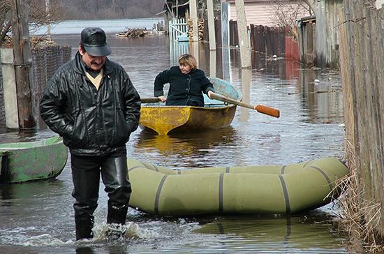 Россиян могут обязать эвакуироваться из зоны ЧС по первому требованию властей