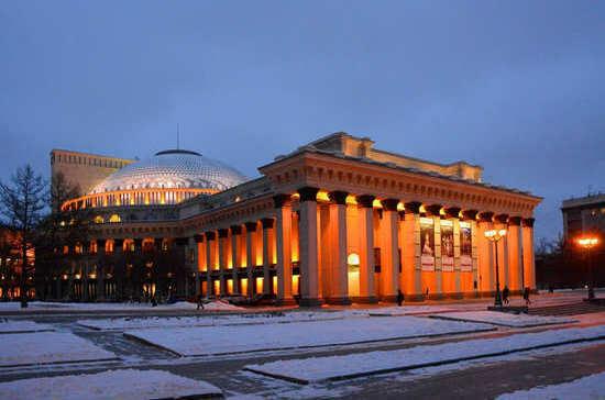 Как создавался «Большой театр Сибири»