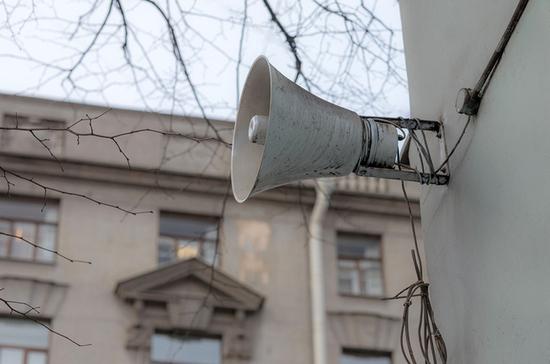 В жилых домах хотят запретить звуковую рекламу