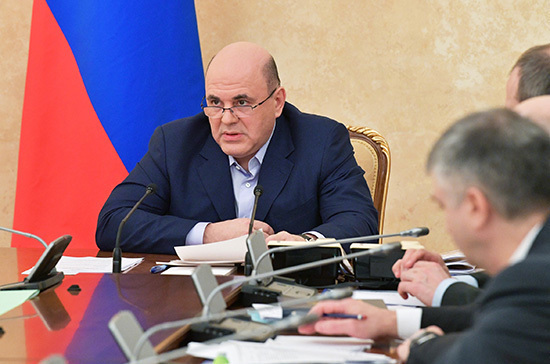 Кабмин работает над снижением риска проникновения опасных инфекций в Россию, заявил Мишустин