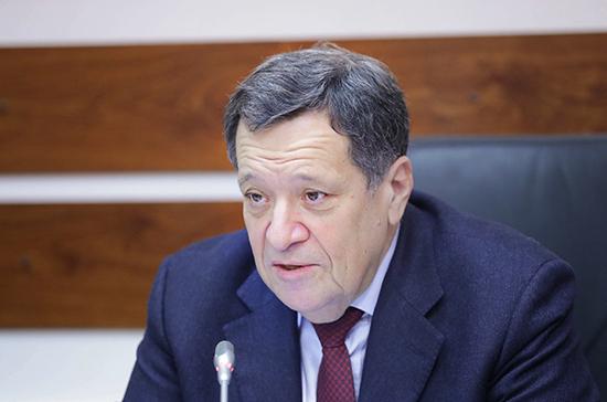 Макаров предложил совершенствовать межбюджетную политику
