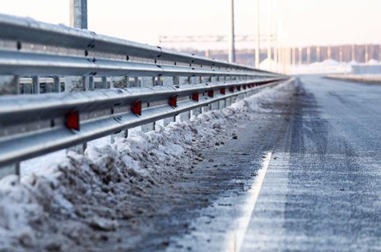 На строительство дорог в России дополнительно выделят 100 млрд рублей