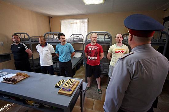 Сотрудники ФСИН смогут объявлять предостережение заключённым