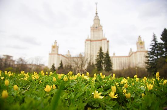 Синоптик заявил о наступлении летней погоды в Москве