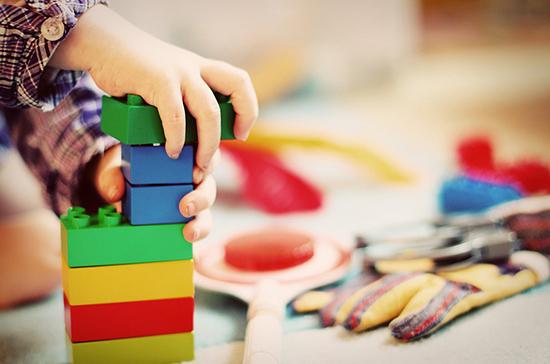 За год в Подмосковье откроют детские мини-сады на 3 тысяч мест