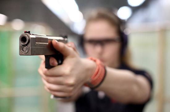 Административную ответственность за утрату оружия предлагают ужесточить
