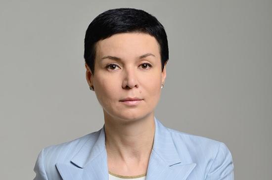Рукавишникова призвала ускорить разработку проекта об IT-компаниях в России