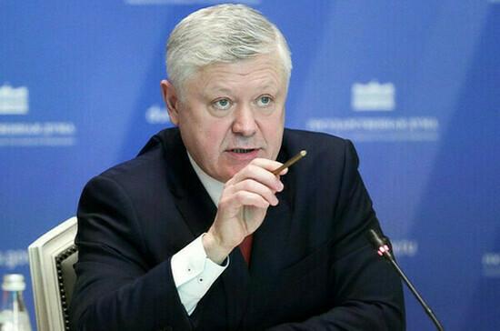 Пискарев расценил раздел о России в докладе Госдепа как вмешательство в дела страны
