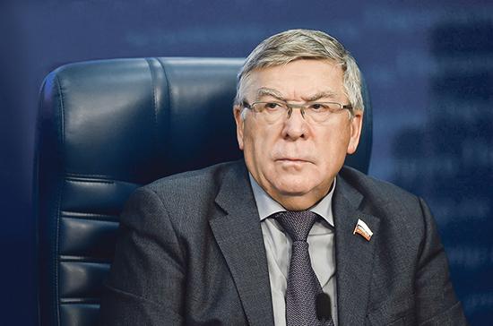 Рязанский призвал мотивировать граждан вакцинироваться от COVID-19