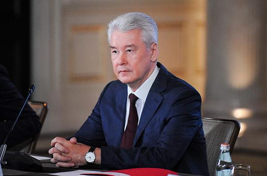 Собянин заявил о высоком уровне заболеваемости COVID-19 в Москве