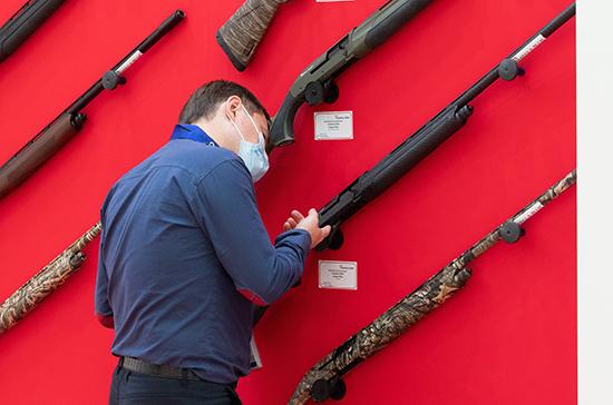Людям с несколькими судимостями запретят иметь оружие