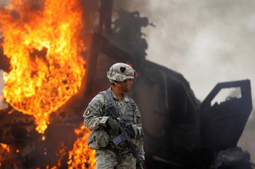 В России опубликовали материалы для обвинения США в военных преступлениях