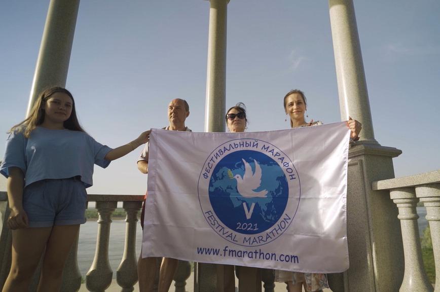 Пятый фестивальный марафон «От Атлантики до Тихого океана» охватит 40 стран
