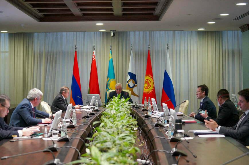 Госдума рассмотрит корректировки к Договору о Евразийском экономическом союзе