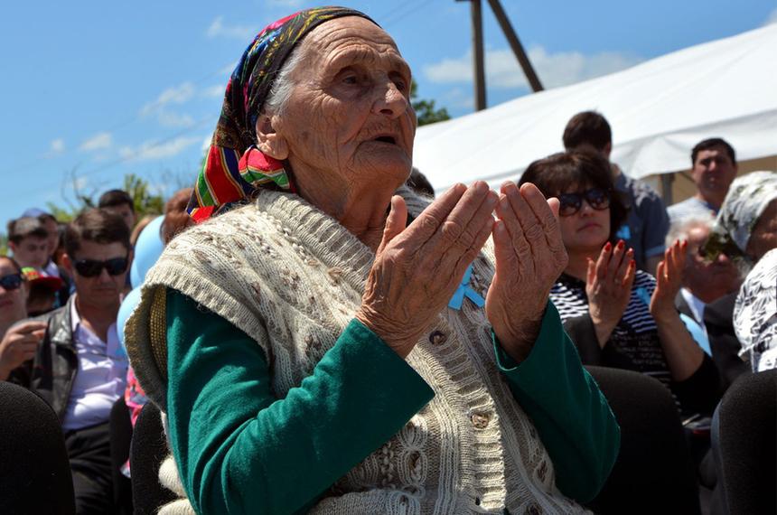 В Крыму вспоминают жертв депортации
