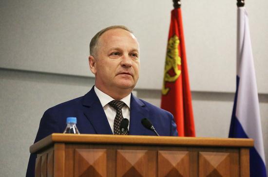 Мэр Владивостока объявил о решении уйти в отставку
