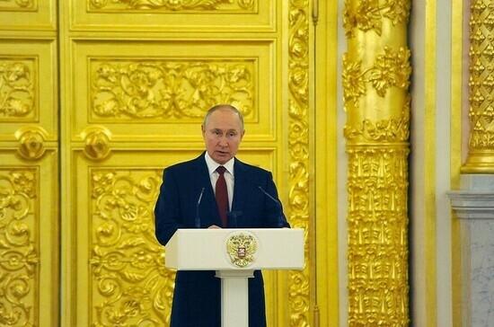 Путин призвал мировое сообщество не допустить повторения Второй мировой войны