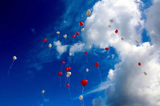 В Подмосковье предложили запретить запуск воздушных шаров на мероприятиях