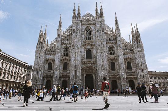 В Италии за сутки выявили 4452 новых случая COVID-19