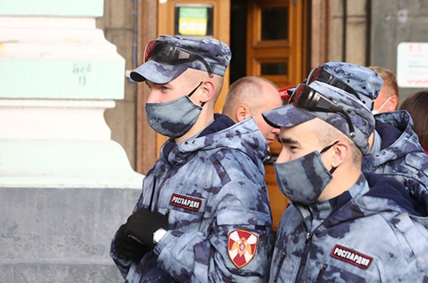 Военные городки Росгвардии освободят от оплаты услуг ЖКХ